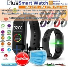 ⭐SMART WATCH M4 Plus 2020 Bluetooth Orologio per Android / ios Battito  Fitness⭐