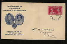 New Zealand  223   2 coronation  different cachet covers        MM0929