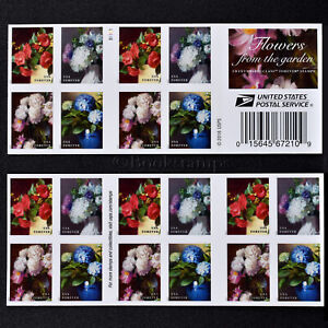 20 Forever Stamps Fresh Cut Flowers From The Garden Hydrangeas Peonies Roses