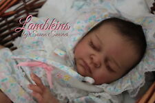 """Lambkins Nursery's Stunning Reborn Baby NORAH from Adira by Iveta Ekertova 20"""""""