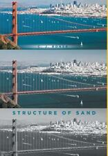 Structure of Sand by Jim Roner (2015, Hardcover)