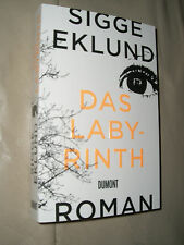 Sigge Eklund: Das Labyrinth
