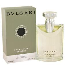 Bvlgari Pour Homme Extreme Eau De Toilette Spray 3.4 oz For Men Sealed New Box