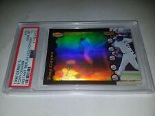 1996 Denny's Instant Replay Hologram Tony Gwynn Card Graded PSA 10 Mint Pop 11