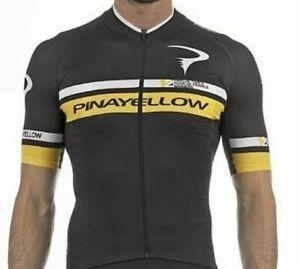 Pinarello Men's Corsa Short Sleeve Cycling Jersey EXTRA SMALL