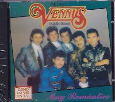 Grupo Vennus de Michoacan Muy Romantico CD New Sealed
