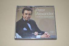 Peter Alexander - Die Musik Meines Lebens / Folge 1 / Shop24Direct / 4CD Box
