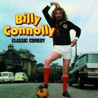 Billy Connolly - Classic Comedy (NEW CD)