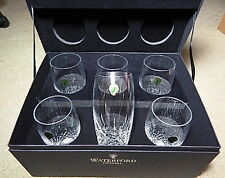 Waterford LISMORE ESSENCE Hiball Highball Glasses, Set of 6, Gift Boxed, New!