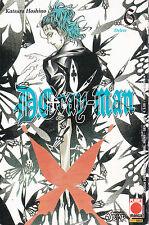 D. GRAY-MAN n° 6  I° edizione -  ed. Planet Manga