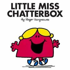 Little Miss Chatterbox (Mr. Men and Little Miss)-ExLibrary