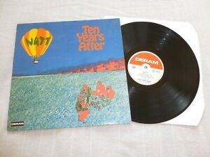 TEN YEARS AFTER - Watt - Lp - BIEM French Pressing