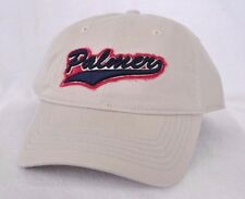*PALMER RESEARCH STATION* Antarctica Ball cap hat *OURAY* embroidered sample