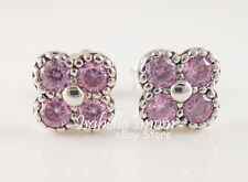 Flowers plants pandora fashion earrings for sale ebay oriental blossom genuine pandora pink flower earring studs 290647pcz new w pouch mightylinksfo