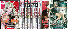 Rosario+Vampire Season 2 Series Collection 1-11 English Manga by Akihisa Ikeda