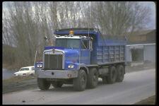 237013 camion benne de retourner au site A4 imprimé photo