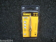 DEWALT IMPACT RATED EXTREME DT5026 6MM TO 12MM HOLE ENLARGER STEP DRILL
