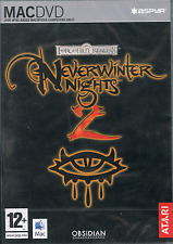Neverwinter Nights 2 Intel Mac role playing game OS 10.4.11 + NEW
