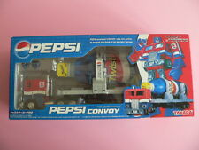 Takara Transformers Optimus Prime Pepsi Convoy