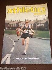 ATHLETICS WEEKLY - HUGH JONES - MAY 21 1983