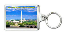 NATIONAL MALL & MEMORIAL PARKS WASHINGTON DC KEYRING LLAVERO