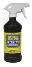 Controlled Iodine Spray 16 oz