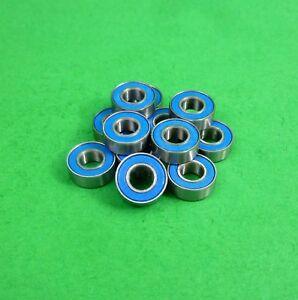 12 pieces 5x11x4mm ball bearings for 1:10 RC Tamiya  TT02 HSP Axial Traxxas