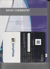 Basic Chemistry CHE1073 Custom Ed Univ Of TX San Antonio w/Access Code NEW E1-27