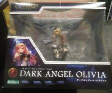 RAGE of BAHAMUT Dark Angel OLIVIA 1/8 PVC Figure KOTOBUKIYA NEW (box 27)