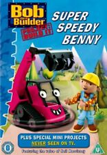 Bob the Builder - Super Speedy Benny - Sealed NEW DVD