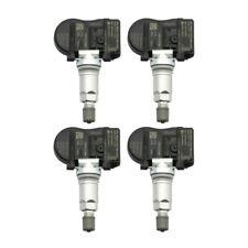 4x Original BMW TPMS Tyre Pressure Control Wheel Sensor 36106881890 36106856209