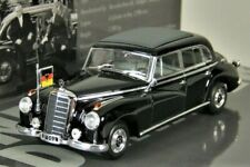 Mercedes 300 b 1955 Adenauer Stare Car 1/43 Diecast SUPERB MINICHAMPS 436039000
