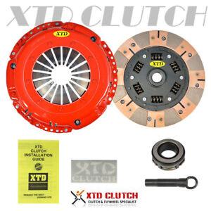 XTD STAGE 3 DUAL FRICTION CLUTCH KIT VW GOLF JETTA PASSAT 1.9L TDI CORRADO G60