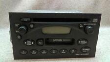 Stereo Radio AM FM CD Cassette 21024009 Fits 00-05 SATURN L SERIES K116-177013