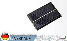 0,6Watt 6V 100mA 90x60cm Epoxid Solarzelle Solare modulo Pannello solare (f).