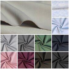 Neopren Jersey Stoff Doppelseite bi-elastisch Sport Bekleidung Farbauswahl