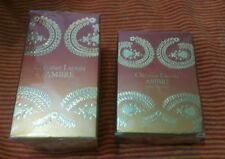 Avon~Christian lacroix  Ambre For Her And Him  Sealed  2peice set