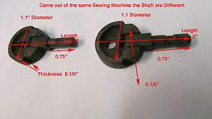 1910 Singer Sewing Machine Hinges w/Screw