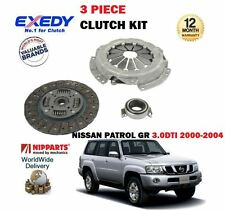 FOR NISSAN PATROL GR 3.0 DTI ZD30DDTi 2000-2004 NEW EO CLUTCH KIT COMPLETE