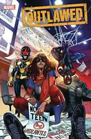 Outlawed #1 (2020 Marvel Comics) First Print Larraz Cover