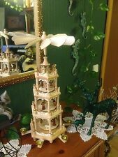 56 cm Weihnachtspyramide Pyramide Weihnachten Erzgebirgische Tradition BBB 60211
