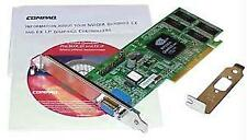 Compaq 249729-001 Compaq nVidia Quadro2 MXR NV11GL AGP NEW 249729-001 32MB
