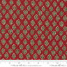 Petites Maisons de Noel FRENCH General Moda Fabric 3 yds Moda quilting 13795-12