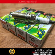 4PC IKH20TT 4704 Denso Iridium Spark Plugs for Toyota Aurion Prado FJ Cruiser