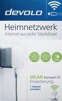 DEVOLO WLAN Kompakt Erweiterung V2 8616 - Neu