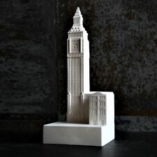 Big Ben - Plaster Model of Elizabeth Tower Hand Made in Bath and Gift Boxed -NEW