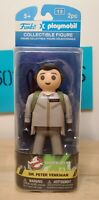 Funko Playmobil Ghostbusters Dr. Peter Venkman Collectible Action Figure NIB