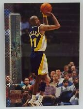 1996-97 TOPPS STADIUM CLUB SHINING MOMENTS REGGIE MILLER SM7 PACERS CARD
