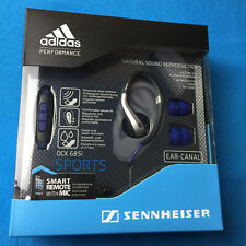 New SENNHEISER OCX 685i SPORTS In-Ear HeadSet with Mic For Apple ✔Ships Same Day