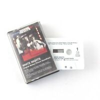 White Nights Soundtrack Cassette Separate Lives Say You Say Me Phil Collins